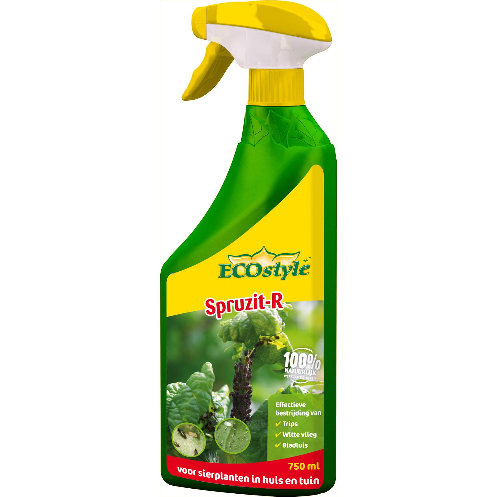 Ecostyle Spruzit-R tegen luizen en insecten 750 ml (gebruiksklaar)