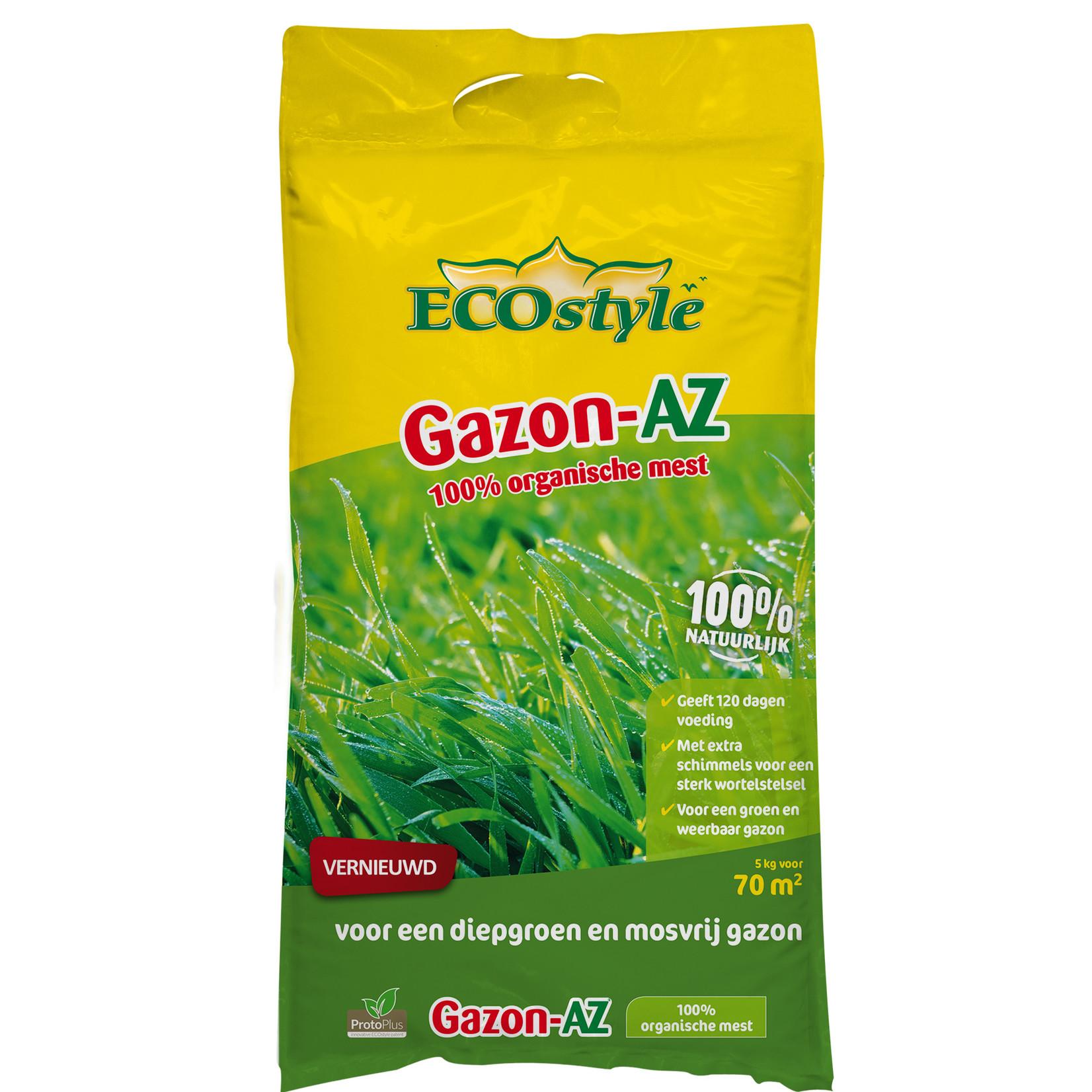 Ecostyle Gazon AZ 5 kg (70 m²) metProtoPlusenRhizaMax