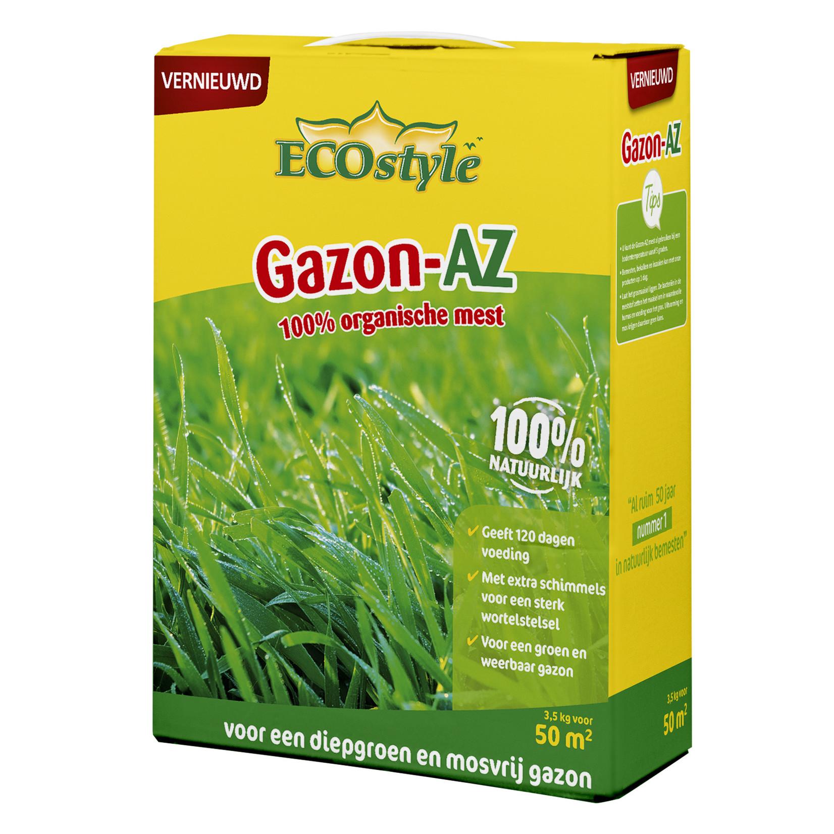 Ecostyle Gazon AZ 3.5 kg (50 m²) met ProtoPlus en RhizaMax
