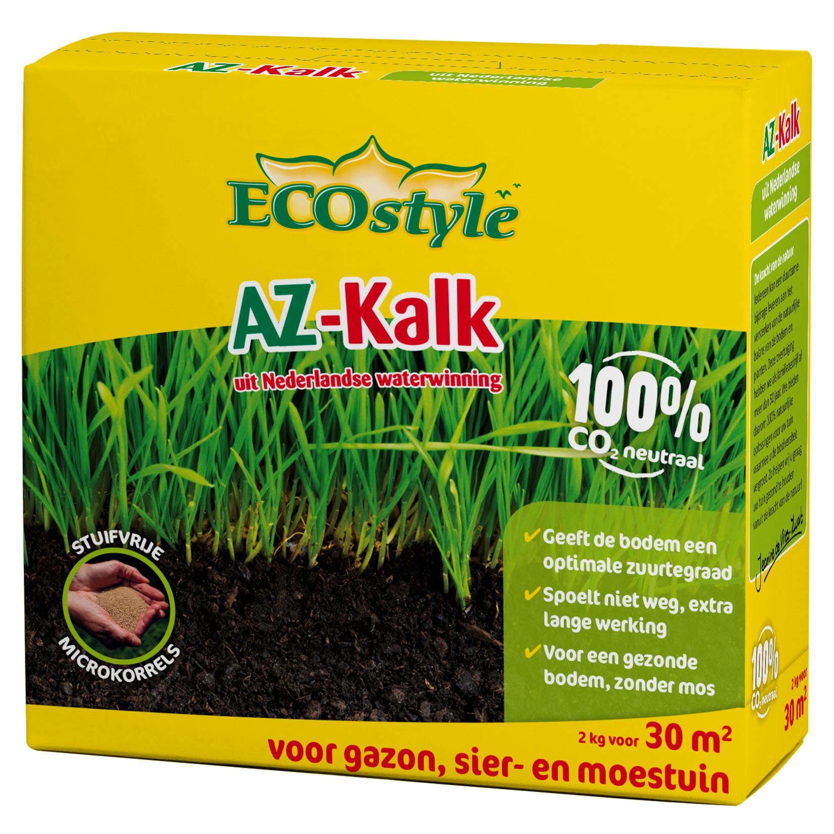 Ecostyle AZ 4-seizoenenkalk 2 kg (30 m²)