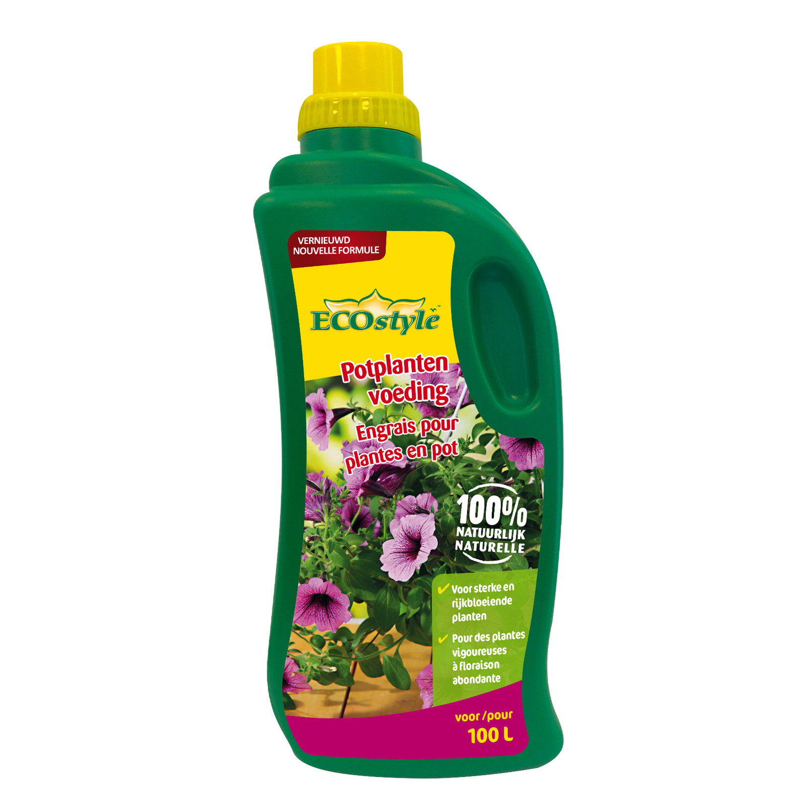 Ecostyle Universele Terras & Balkon Plantenvoeding 1 liter