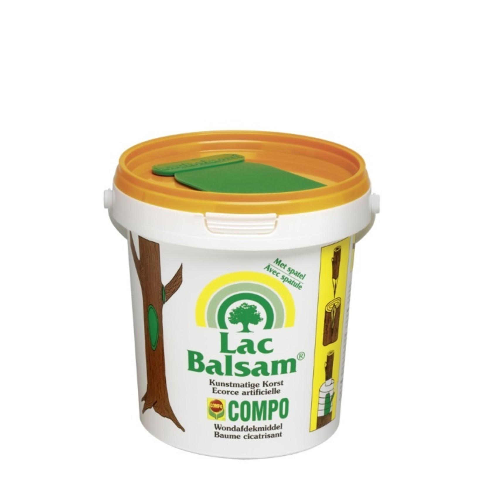 Compo Boomwond Lac balsam 1000 gram ent- en wondafdekmiddel
