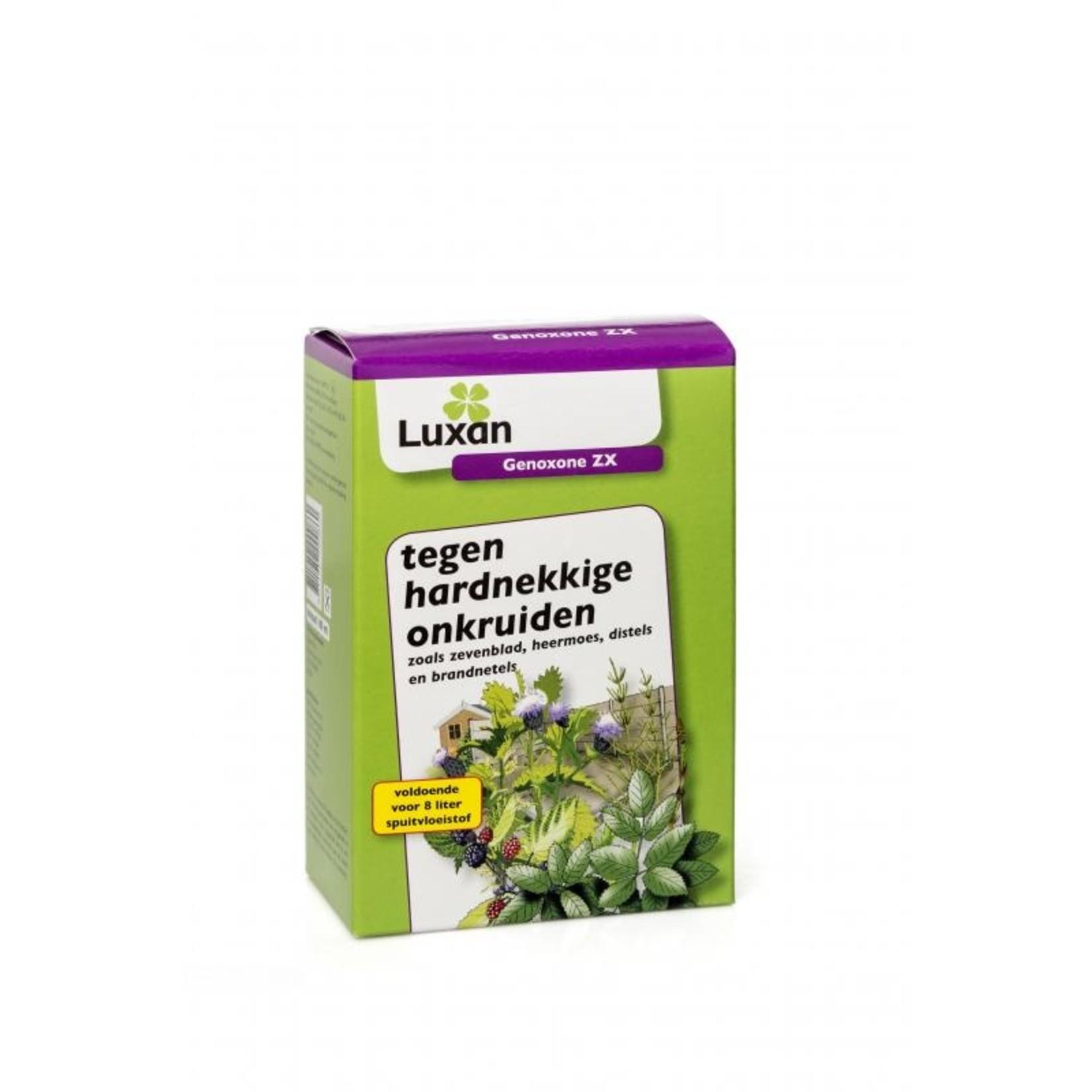 Luxan Genoxone ZX 100 ml (concentraat) tegen hardnekkige onkruiden