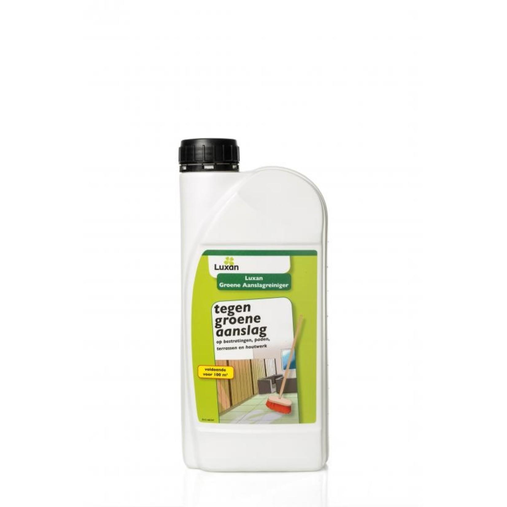 Luxan Groene aanslagreiniger 1 Liter (concentraat)