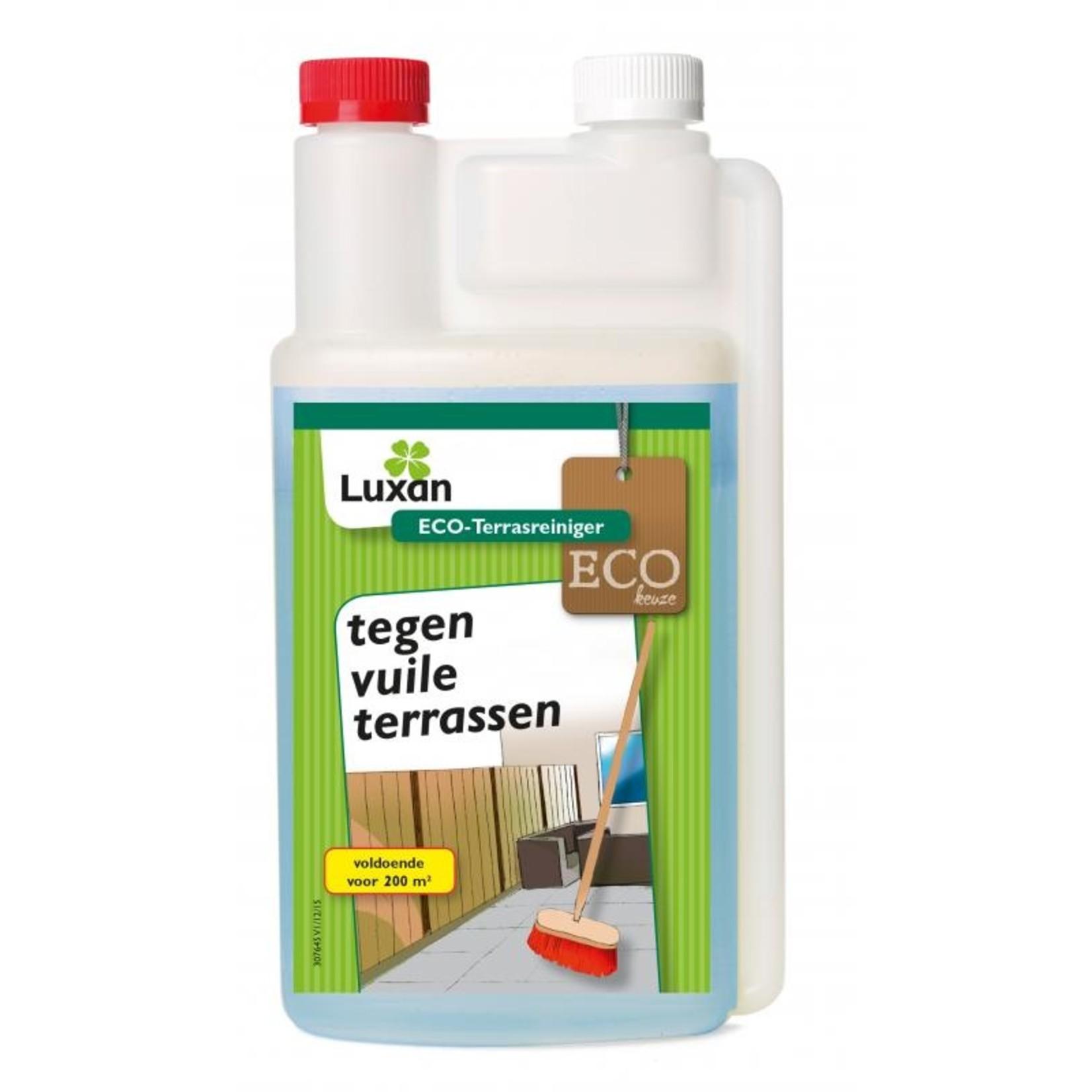 Luxan ECO-Terrasreiniger 1000 ml (concentraat)