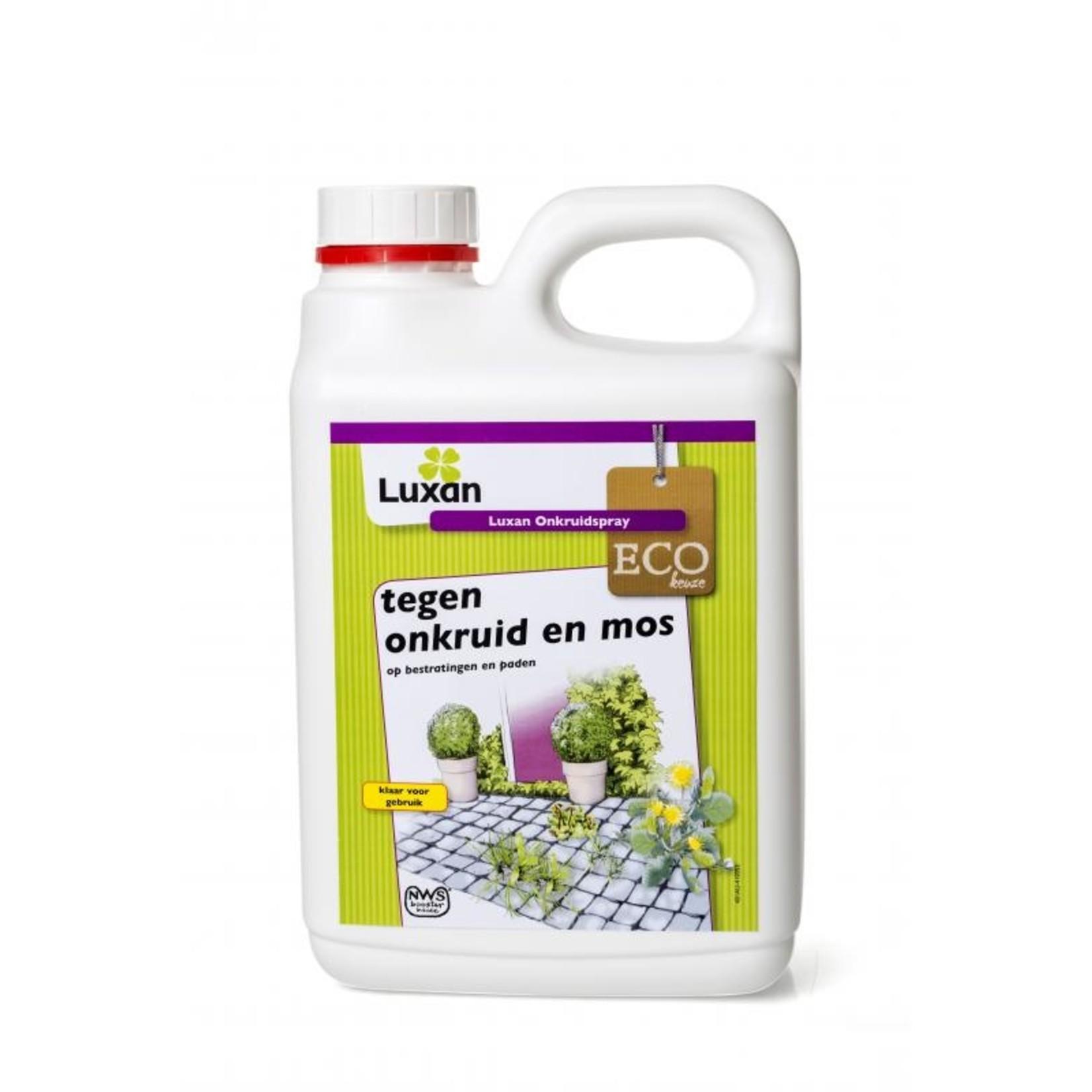 Luxan Onkruidspray 2,5 Liter (gebruiksklaar)
