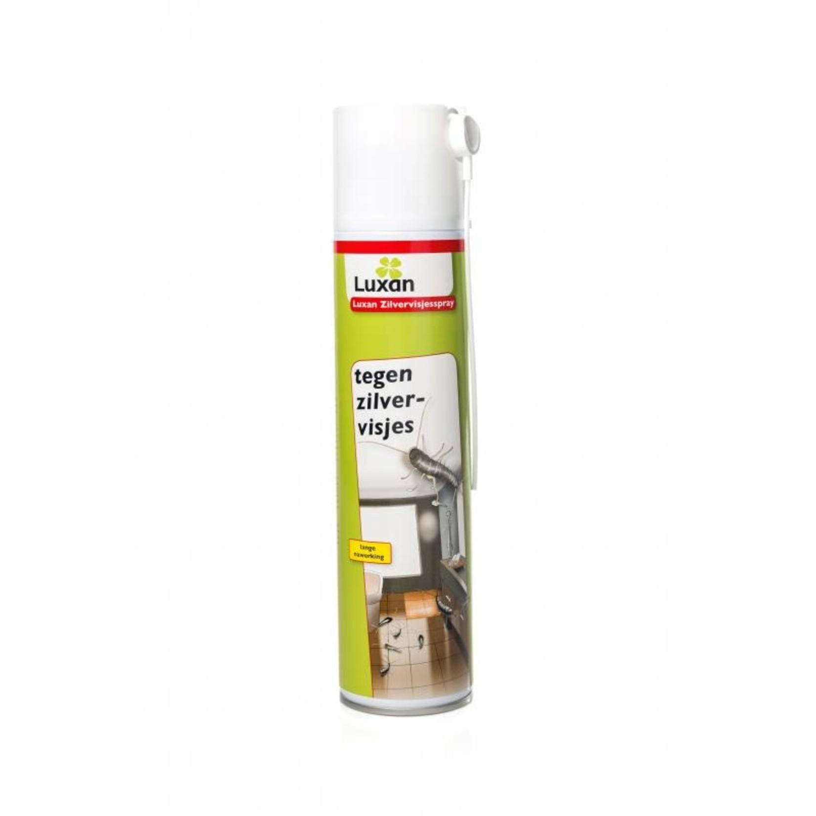 Luxan Zilvervisjesspray 400 ml