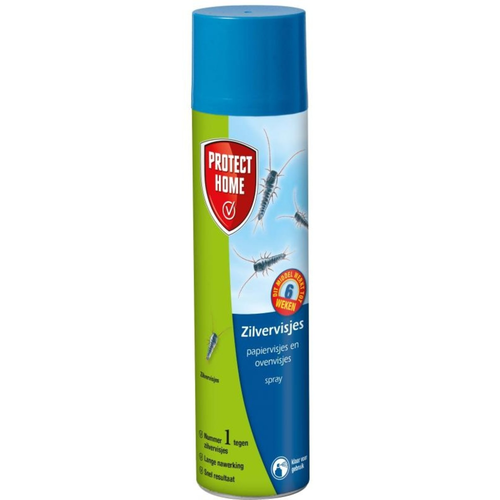 Protect Home Zilvervisjesspray 400 ml