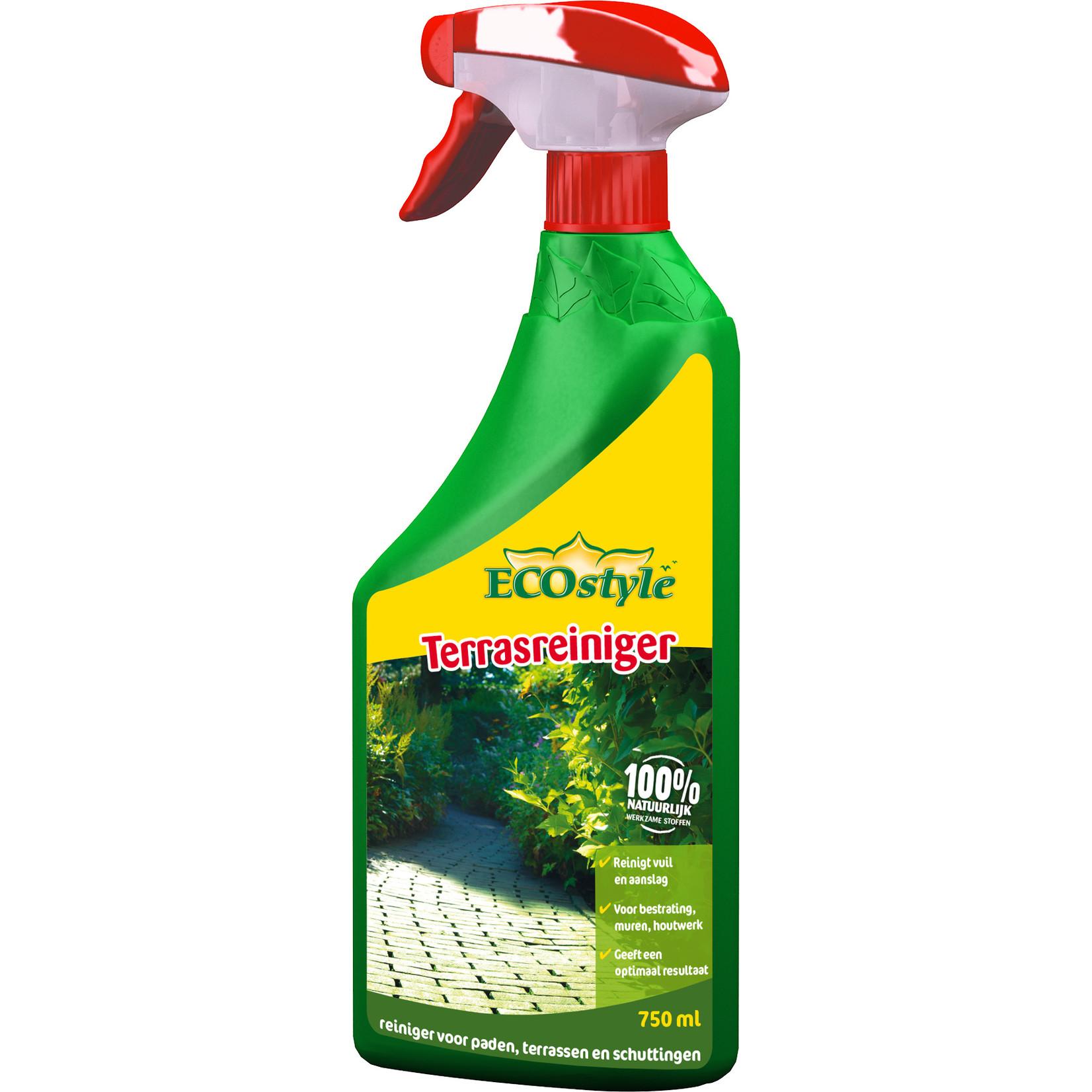 Ecostyle Terrasreiniger 750 ml (gebruiksklaar)