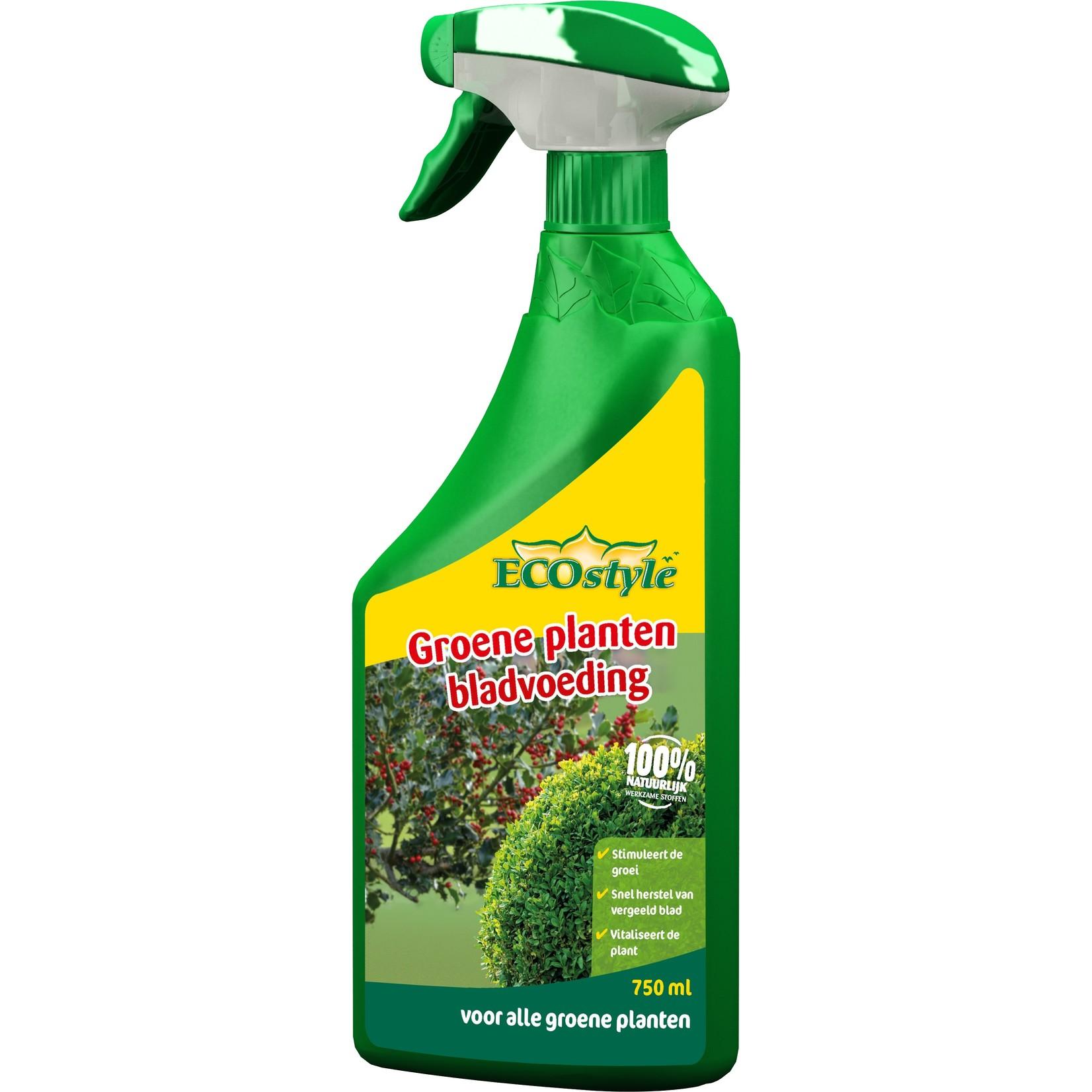 Ecostyle Buxus & Groene planten Bladvoeding 750 ml (spray)