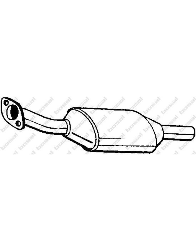 OE Katalysator Opel Corsa B, Tigra 1.4, 1.6