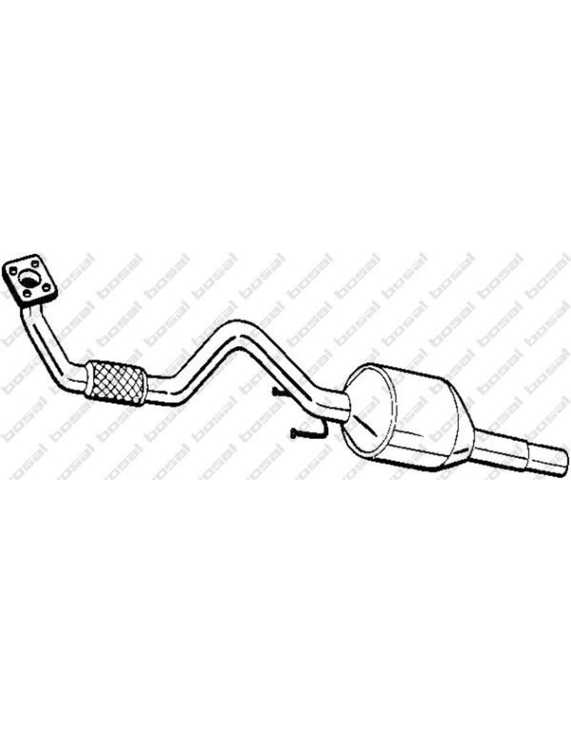 OE Katalysator Seat Cordoba, Ibiza, Volkswagen Caddy 2, Polo Classic 1.4