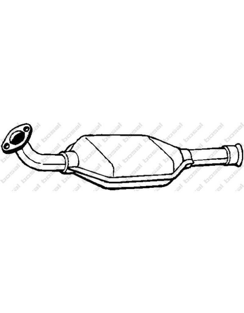 OE Katalysator Citroen Berlingo, Peugeot 306, Partner 1.1, 1.4