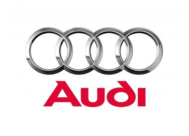 Uitlaatset Audi