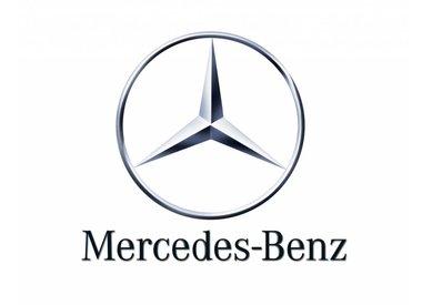 Uitlaatset Mercedes