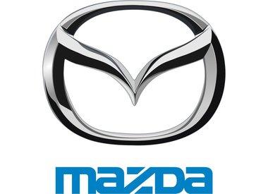 Uitlaten Mazda