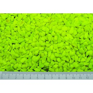 Superfish aquariumgrind neon geel 1 kg