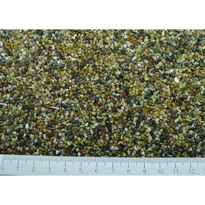 Superfish aquariumgrind gravel donker 1-2 mm, 4 kilo