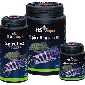 HS Aqua / O.S.I. Spirulina Pellets M