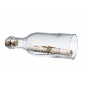 Aqua D'ella Drift bottle 1- message