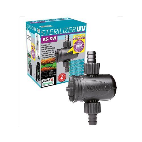 UV-C units voor aquaria