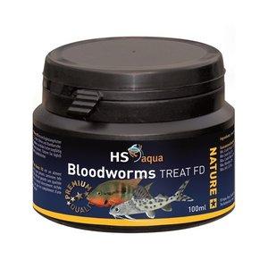 HS Aqua Bloodworms Treat FD