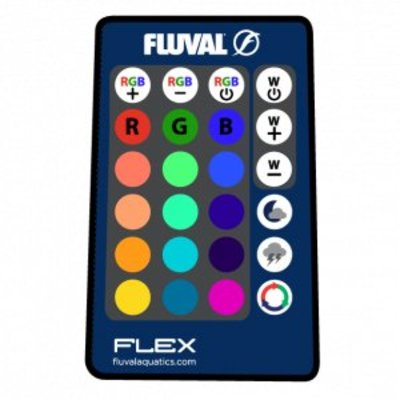 Fluval Flex Set 34L Zwart