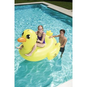 Bestway Rider Docoda duck ride-on jumbo