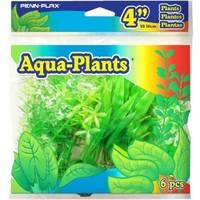 PENN PLAX Aqua Plants Green Set 10,2cm