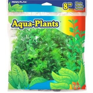 PENN PLAX Aqua Plants Green Set 20,3cm