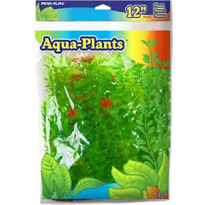 PENN PLAX Aqua Plants Green Set 30,5cm