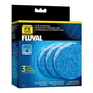 Fluval Fijne filterkussens FX4/5/6