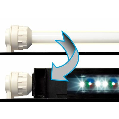 Fluval Aquasky LED 2.0 30W 115-145cm