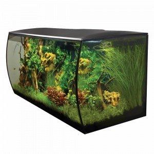 Fluval Flex Aquarium Compleet 123L Zwart