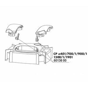 JBL Afsluitkraanset CP e401/e700/e900/e1500/e1901