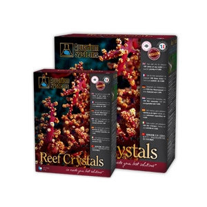 Aquarium systems Reef Crystal Zout 120 liter / 4 kilogram