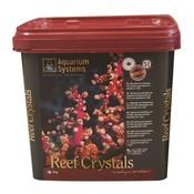Aquarium systems Reef Crystal Zout 300 liter / 10 kilogram