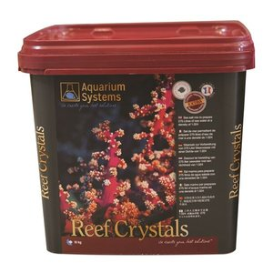 Aquarium systems Reef Crystal Zout 300 liter / 10 kilogram