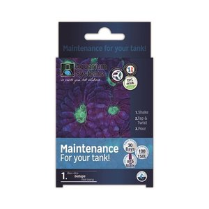 Aquarium systems Care Programme Maintenance Marine