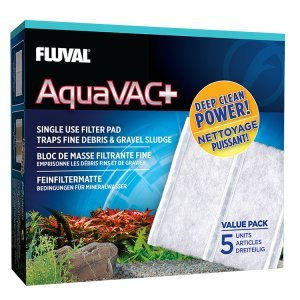Fluval AquaVac+ Single use filterkussen