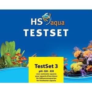 HS Aqua Testset 3 pH/GH/KH