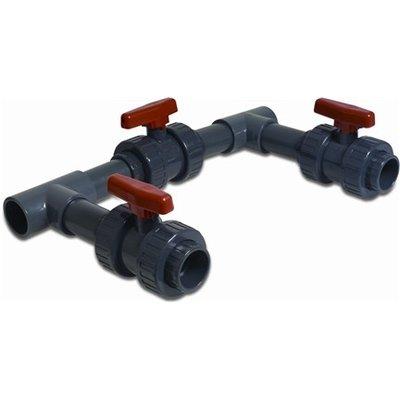 Hydro-Fit Bypass Set Basic