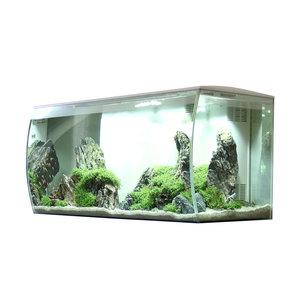Fluval Flex Aquarium Compleet 123L Wit