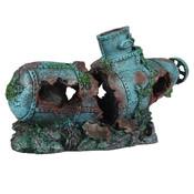 Aqua D'ella Kleine onderzeeër