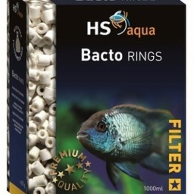 HS Aqua Bacto Rings 2 liter / 1250 gram