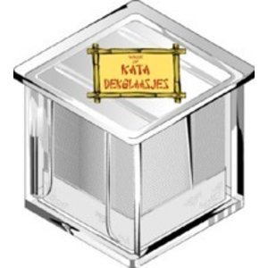 House of Kata Dekglaasjes Microscoop