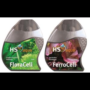 HS Aqua Plantcare Pakket - Floracell/Ferrocell 150 ml