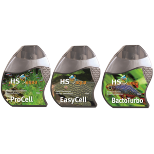 HS Aqua Clean Pakket - Procell/Easycell/Bacto Turbo 150 ml