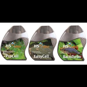 HS Aqua Clean Pakket - Procell/Easycell/Bacto Turbo 150 ml