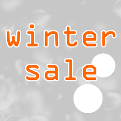 WINTER SALE -30%